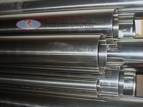 Tuberias inox 304 y 316l importadora y exportadora las - Tubos para chimeneas de acero inoxidable ...